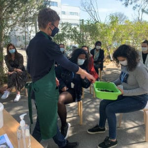 Des ateliers de compostage à l'occasion de la semaine «Tous au Compost!»